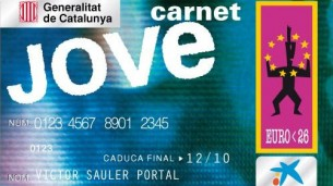 Carnet Jove youth card