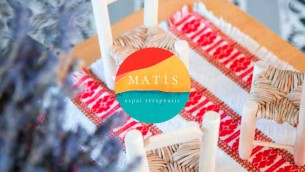 "Branding work for ""Matís"""